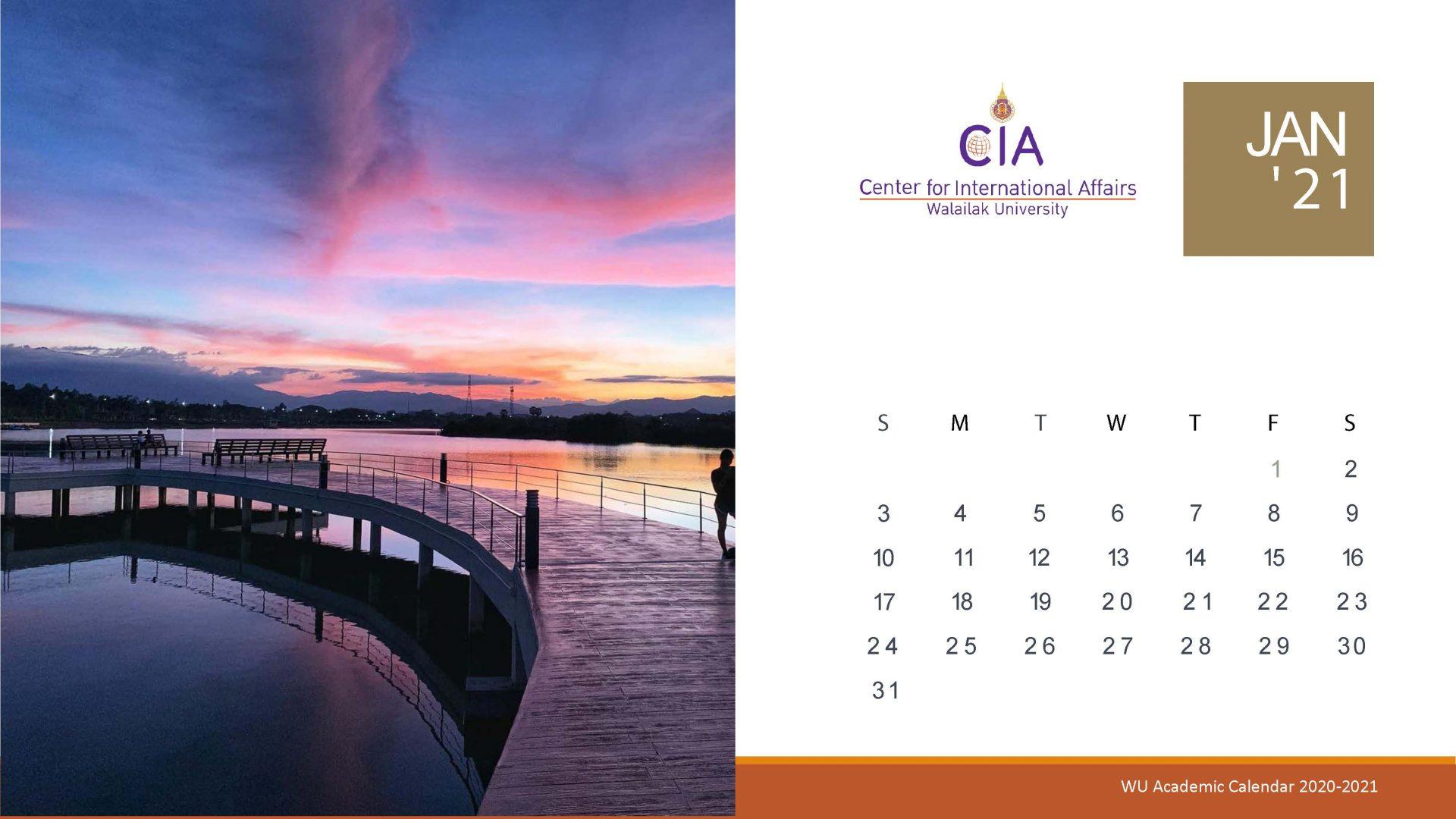 Walailak University Academic Calendar (Trimester)_Page_01